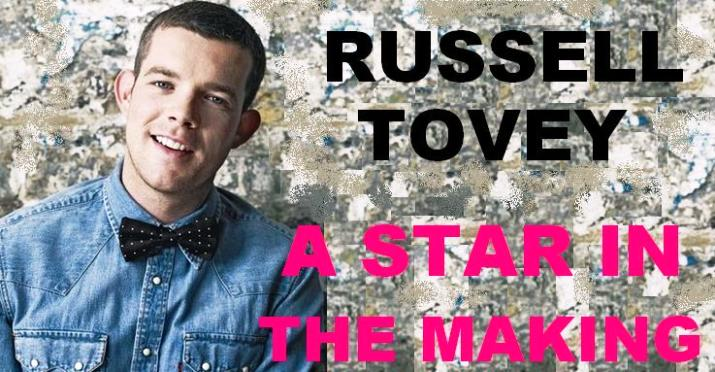 RUSSELL TOVEY - A STAR IN THE MAKING