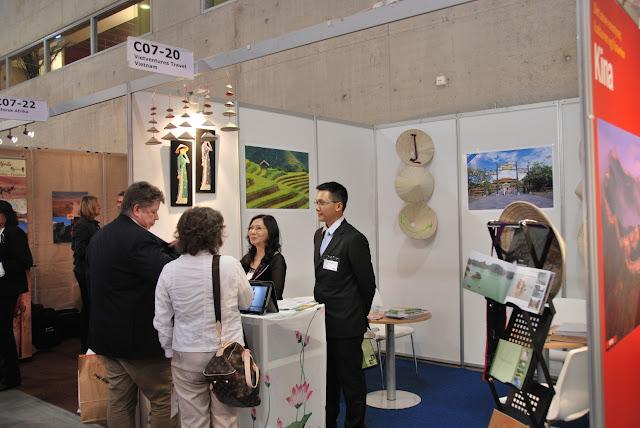 Vietventures's business trip in EU 03.2012