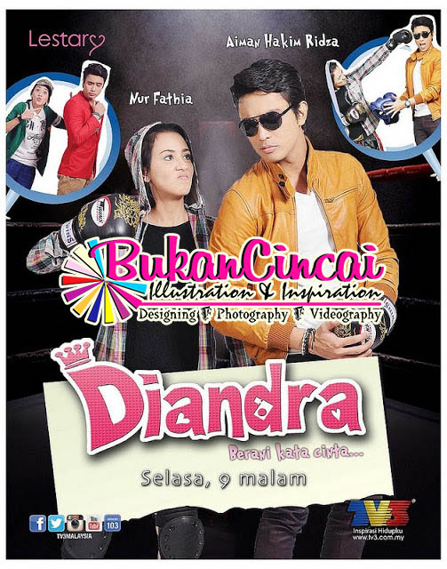 Tonton Diandra TV3 Full Episode Slot Lestary