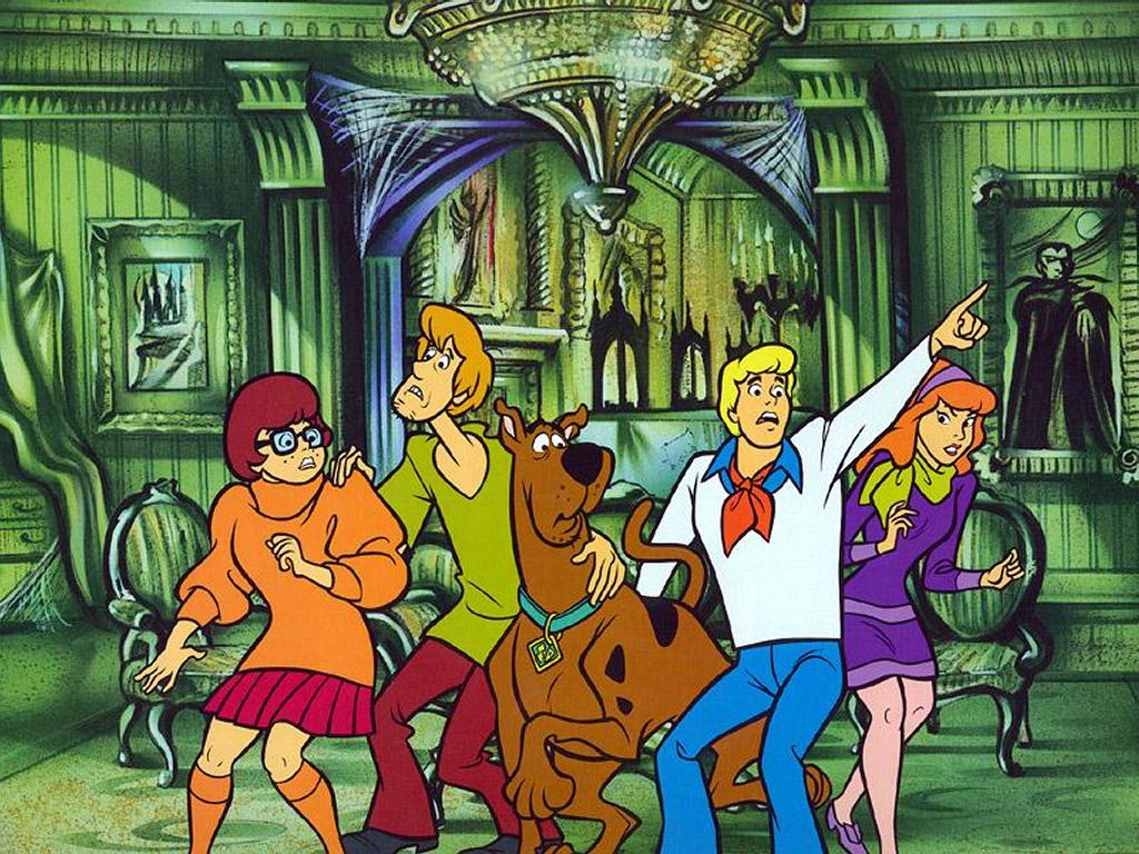 Scooby Doo HD Wallpapers Free Download