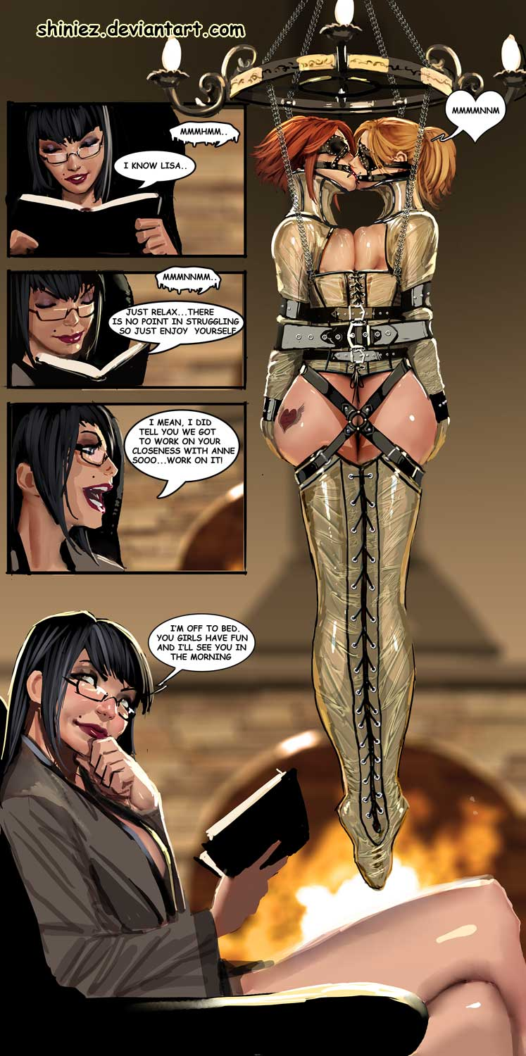 bdsm hentai comics