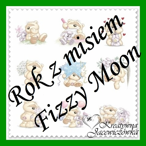 Rok z misiem Fizzy Moon