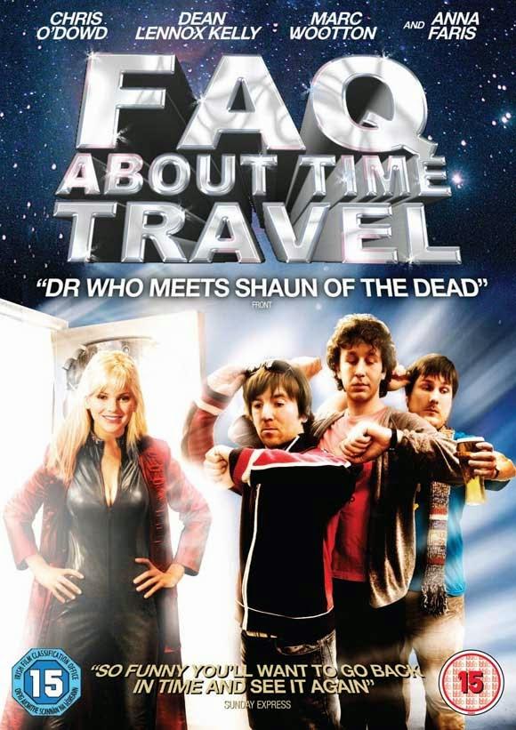 FAQ, time travel, films, películas, viajes en el tiempo, comedia, timeline