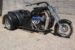 v8 trike with 302 ford engine