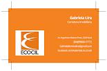 Corretora de Imóveis - Gabriela Lira