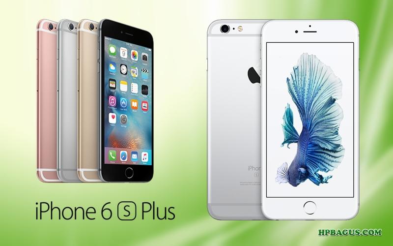 Spesifikasi dan Harga iPhone 6S Plus iOS Apple Smartphone