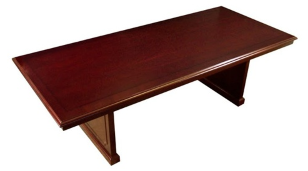 Toscana Small Rectangular Conference Table by Mayline