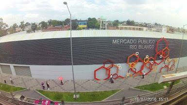 """Finalmente el Mercado """"Río Blanco"""" reabre las puertas a su clientela"""