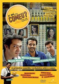 Download -E Ai Comeu? - DVDR (2012)