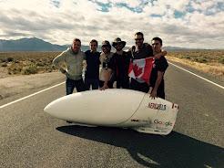 NEW WORLD RECORD Battle Mountain 2015-AeroVelo sets IHPVA-WHPSC Record-86.65mph (139.45kph)