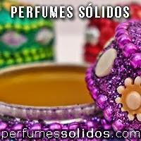 Esencias personales: perfumes sólidos