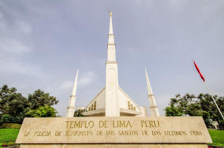 Lima, Peru Temple