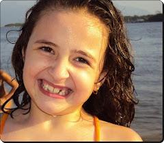 Minha primeira filha, Nicole Chris