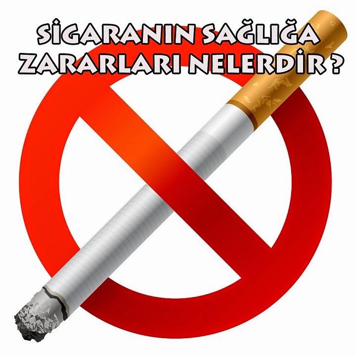 sigara zararlı mı