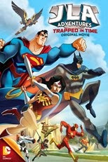 JLA:Trở Về Quá Khứ - JLA Adventures: Trapped in Time
