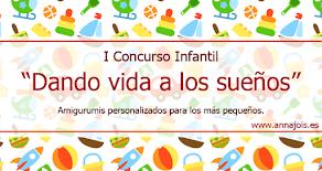 I Concurso Infantil - Dando vida a los sueños