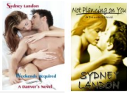 self-published authors - Sydney Landon