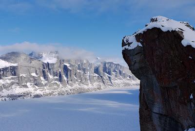 Montanhas Baffin – Canadá