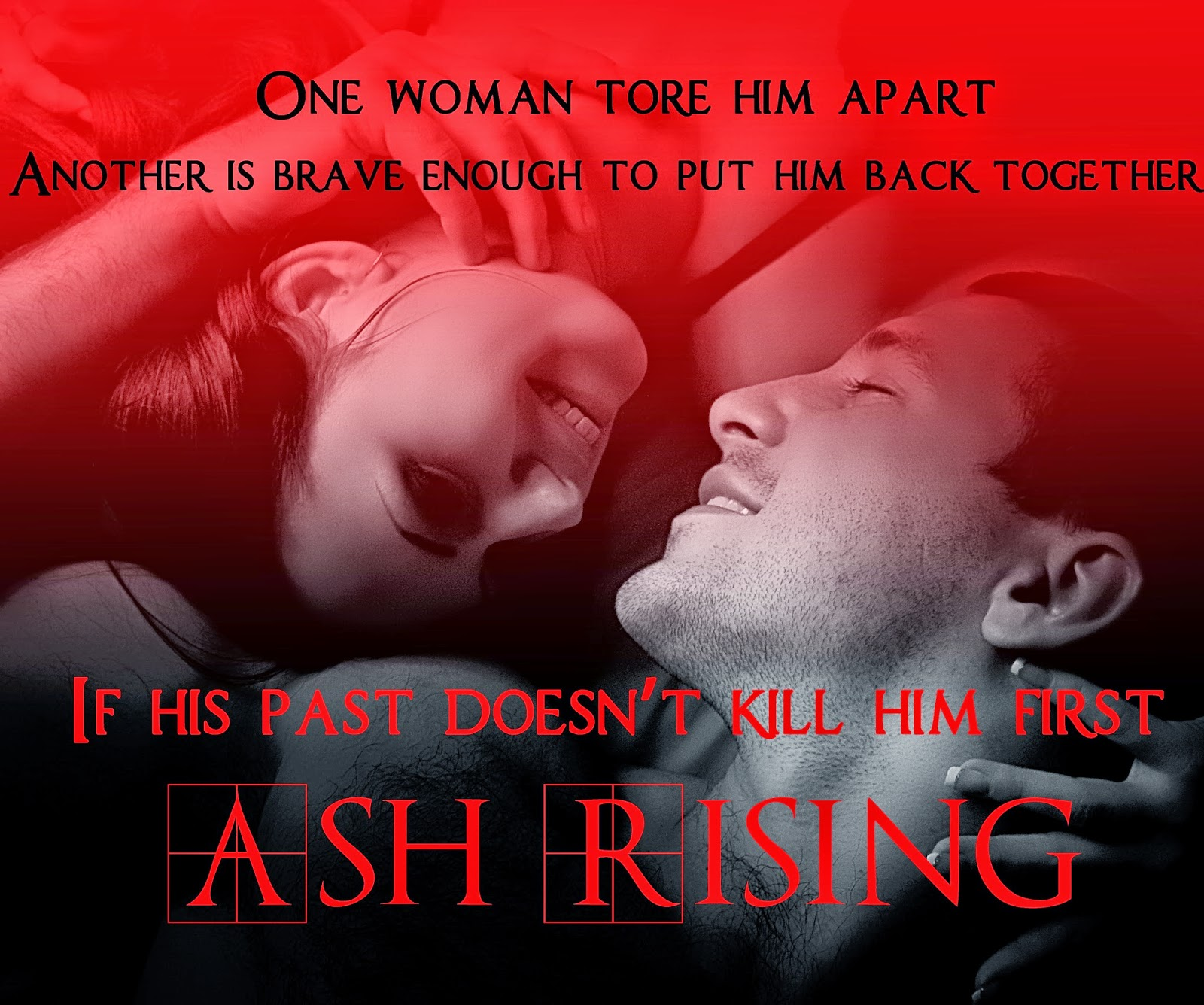 Ash rising on Amazon