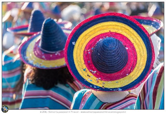 Carnevale cantù sombrero