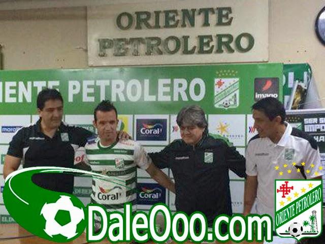 Oriente Petrolero - Matías García - Keko Álvarez - DaleOoo.com página del Club Oriente Petrolero