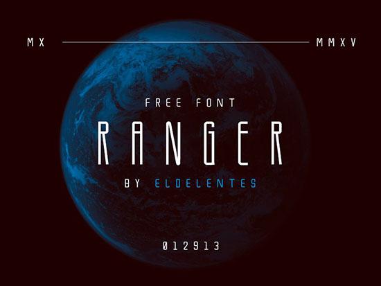 günün fontu, font, font indir, ranger font indir, uzay font, free font, ücretsiz kaliteli font indir,