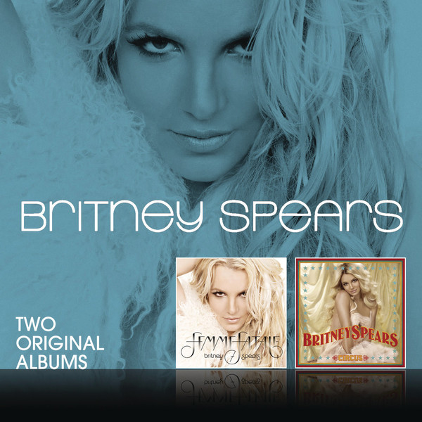 Britney Spears - Femme Fatale & Circus: iTunes Version
