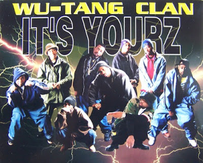 Wu-Tang Clan – It's Yourz (CDS) (1998) (FLAC + 320 kbps)