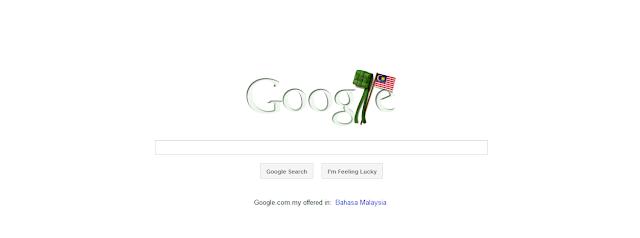 Google Doodle Hari Raya