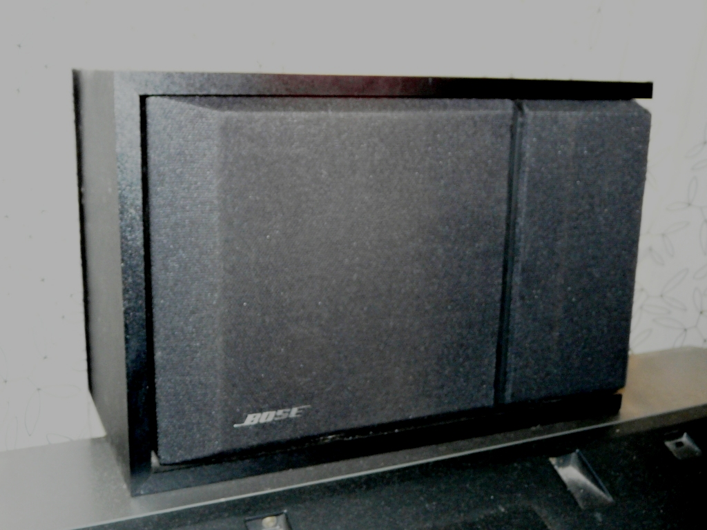 HiFi Unlimited: Second Hand Dialogue. Bose 201 Series III ...