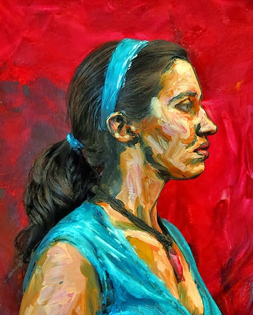 08-Jaimie-Your-body-is-my-canvas-People-in-2D Paintings-Alexa-Meade-DC-Metro-www-designstack-co