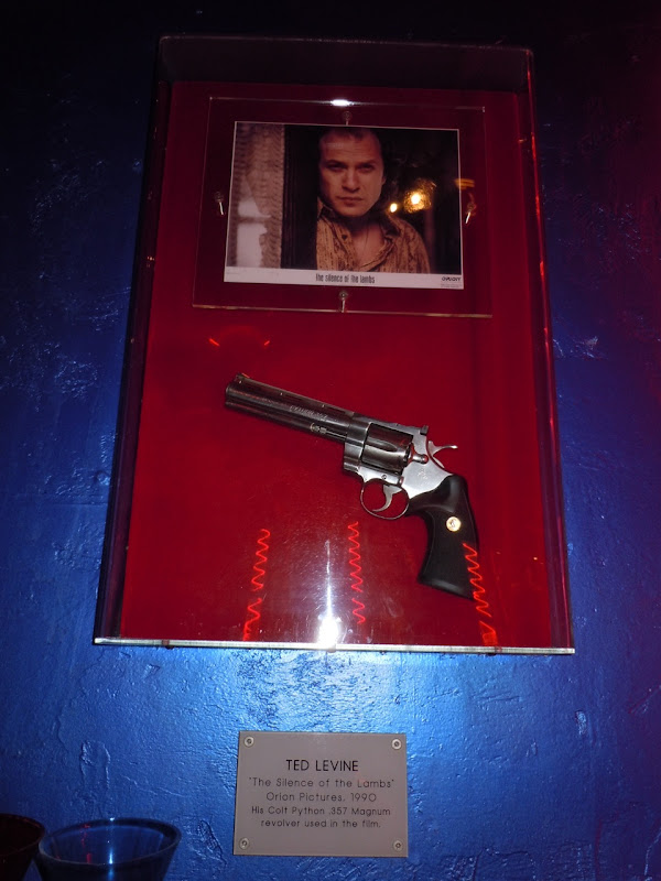 Silence of the Lambs gun prop