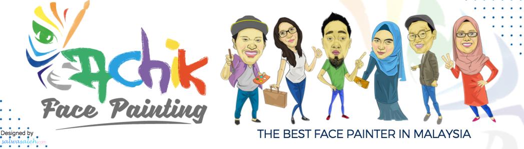 Achik Face Painting