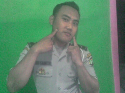 Foto Lucu Polisi Indonesia