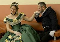 Алина с мужем Сергеем