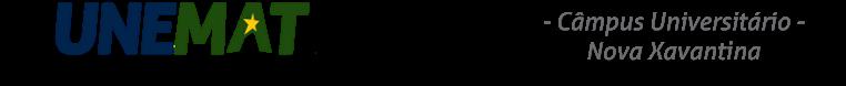 UNEMAT - Câmpus Universitário de Nova Xavantina