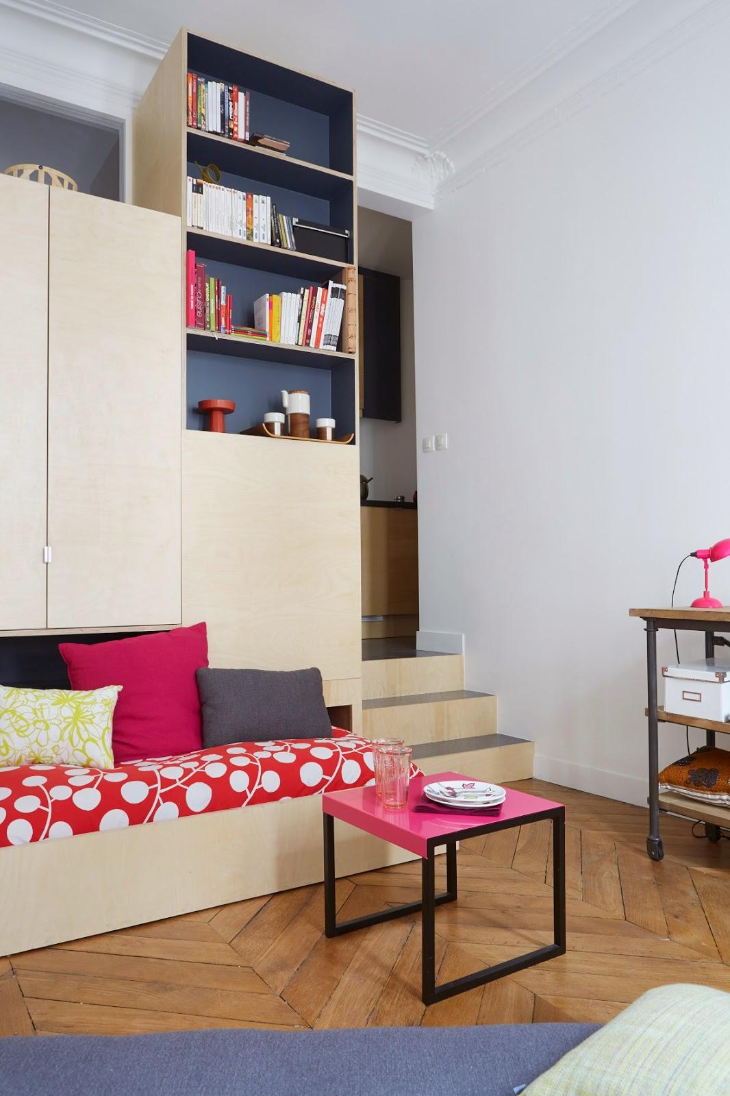 Petit appartement styl et bien agenc 2 madame d core - Appartement bien agence ...
