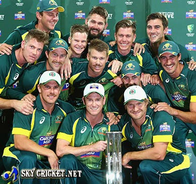 Australia beats South Africa 4-1 in ODI series