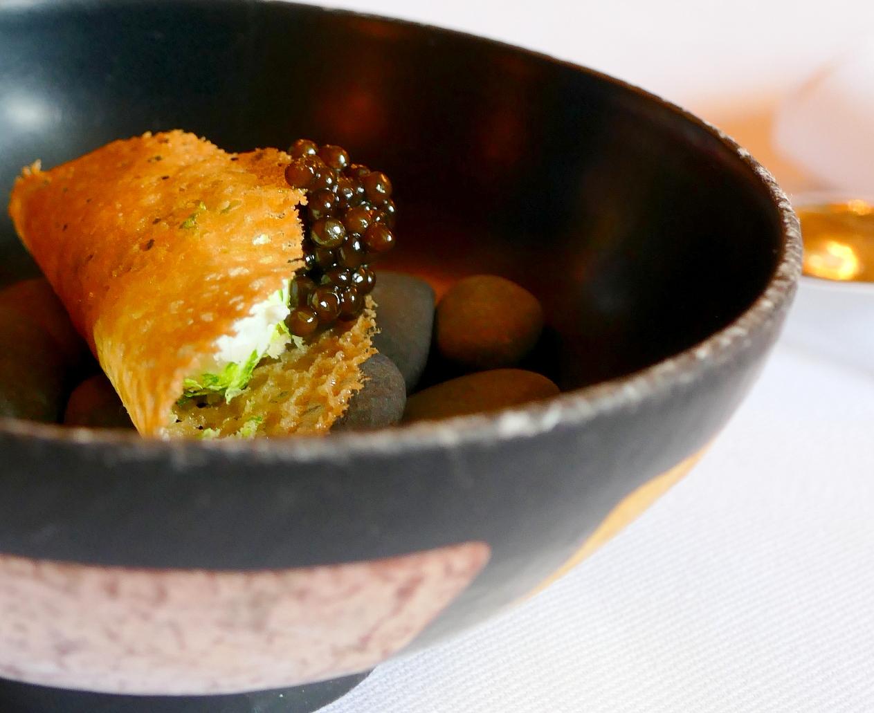 Kaviar Le Meurice