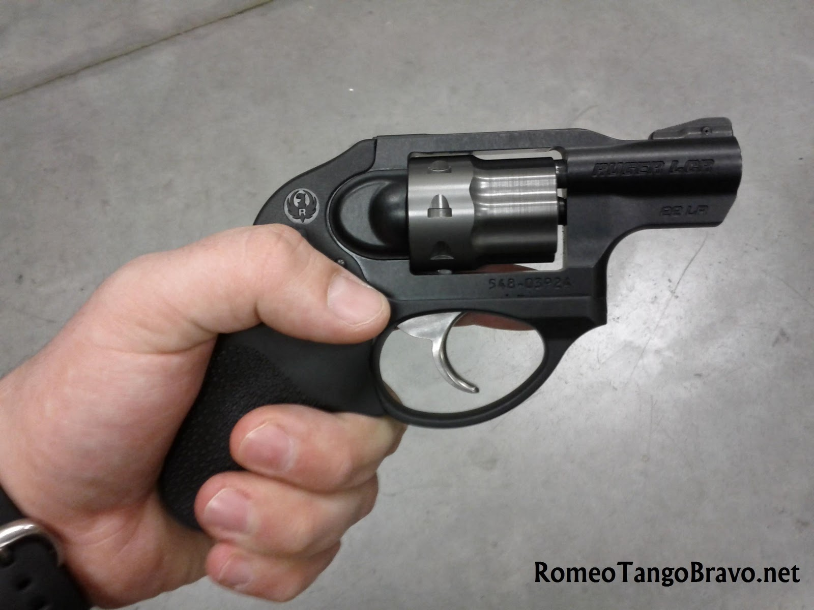 Lcr In Hand : Romeotangobravo ruger lcr hits the shelves
