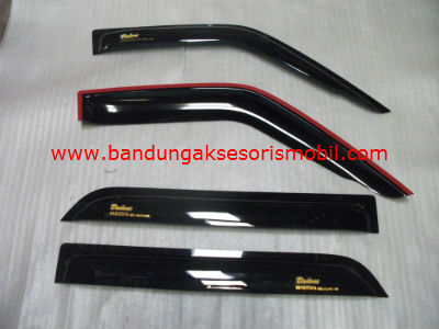 Talang Air MR/Vantrend Original Black Depan Belakang