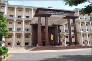 Dr.MGR university