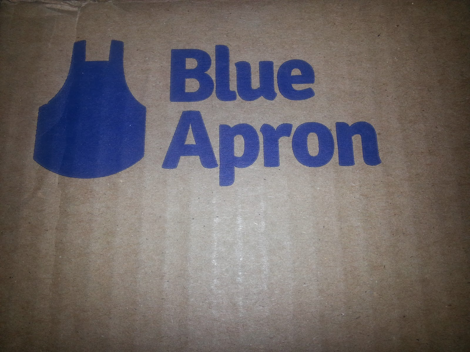 Blue apron logo
