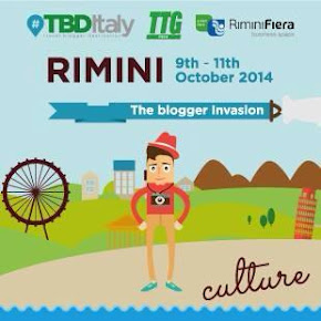 TBD-Italy - Rimini Oct. 9-11.