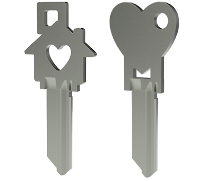 Fun Shaped Keys from Stat Key Designer