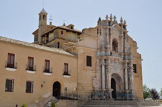 Santurario de la Vera Cruz in Caravaca