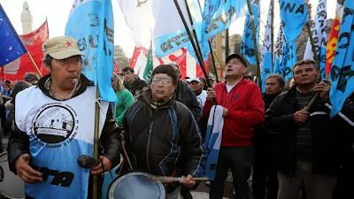 """Carta abierta: """"¡Fuera Chevron, Monsanto y Barrick Gold de la Argentina!"""""""