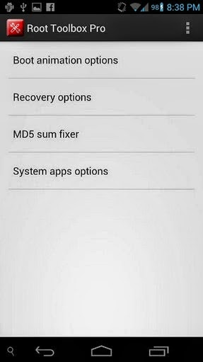 Root Toolbox PRO free apk for android