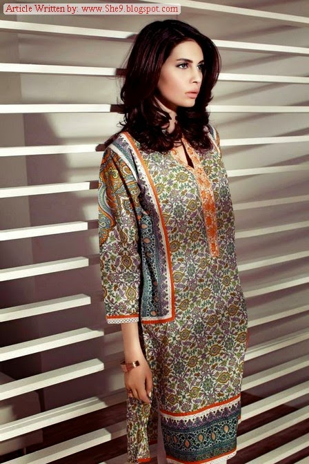 Outfitters Ethnic Midsummer Collection 2014