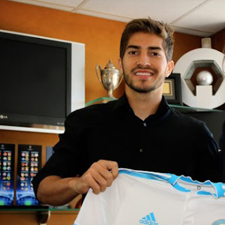 Lucas Silva Olympique de Marseille